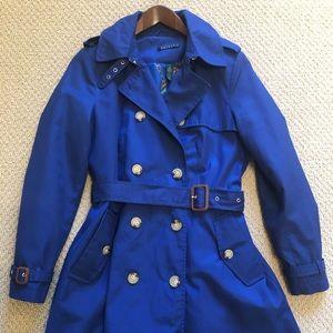Ralph Lauren mid trench coat size m